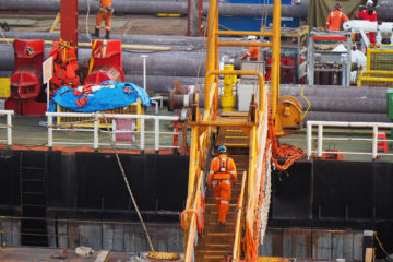 The Marine Construction Industry – Managing The Risks
