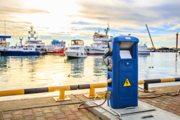 MARINA FUEL DISPENSING AREA SAFETY