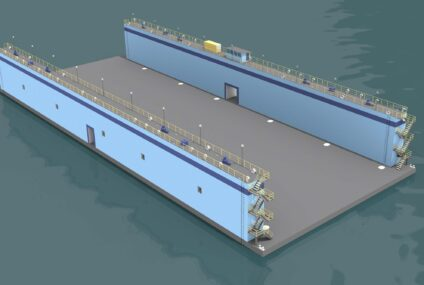JMS Design Another Floating Dry Dock
