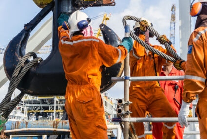 Sling Safety in Marine Construction