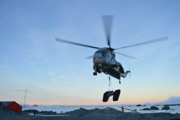 HELICOPTER CRANES – SAFE PRACTICE RULES FOR OPERATION